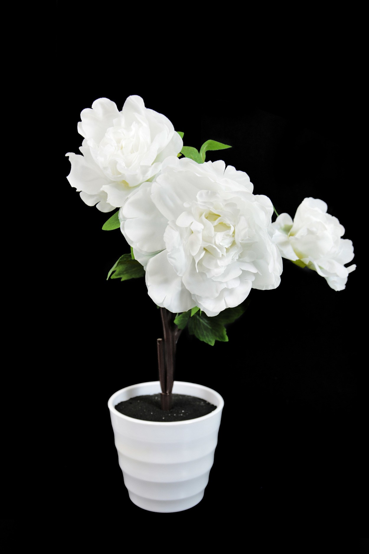 Светодиодный светильник Роза 3шт (розовый)