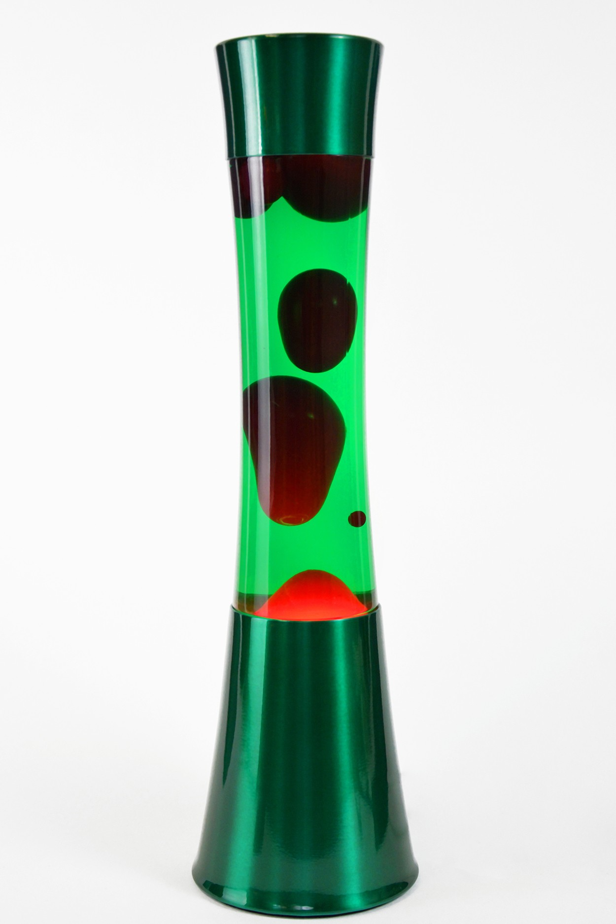 Лава-лампа 39см CG Красная/Зеленая Green