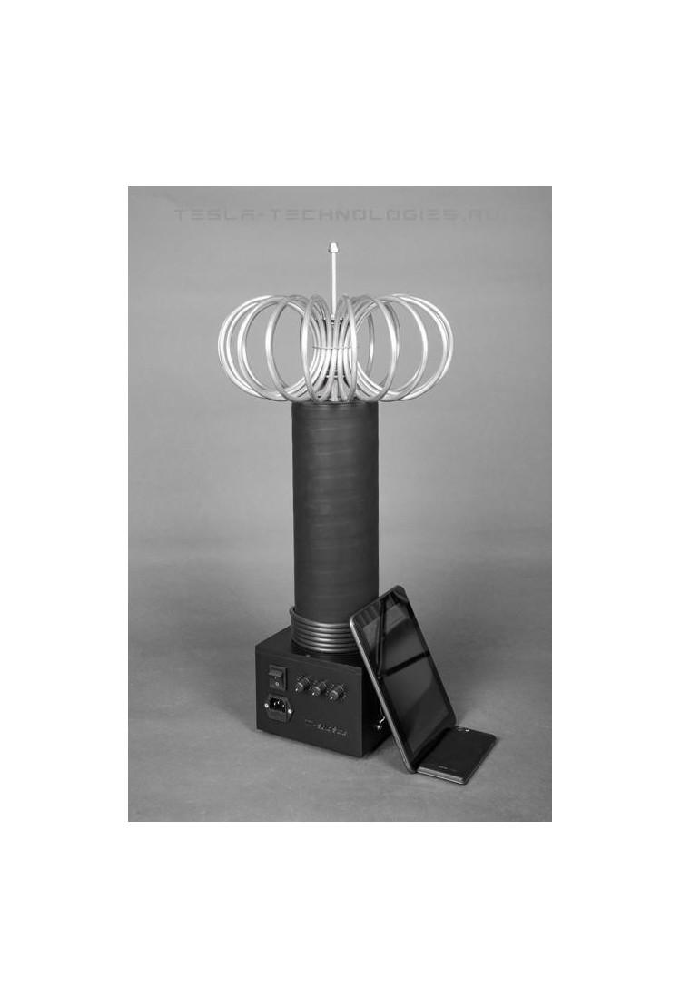 Музыкальная Катушка Тесла TT-Music Plus 60 см с тороидом