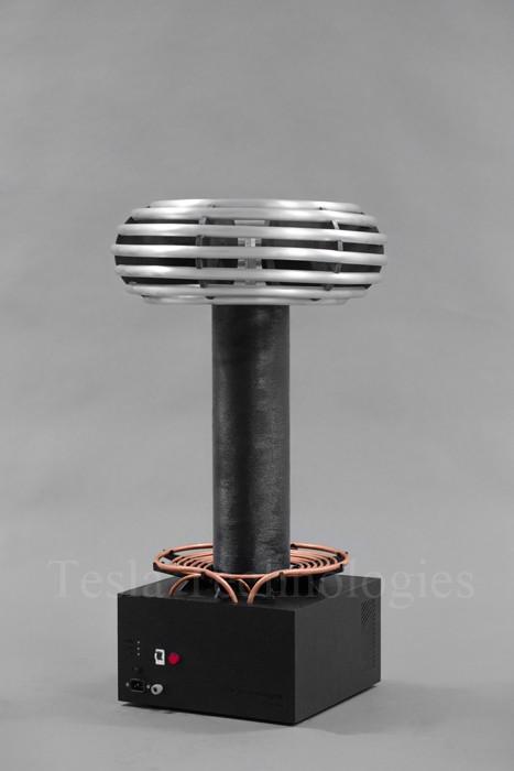 Музыкальная катушка Тесла TT-Music Plus 85 см с тороидом