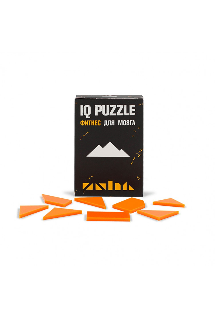 IQ PUZZLE Пирамиды ( 8 деталей)