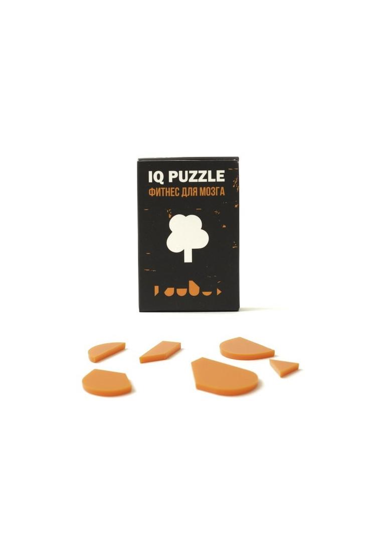 IQ PUZZLE Дерево ( 6 деталей)