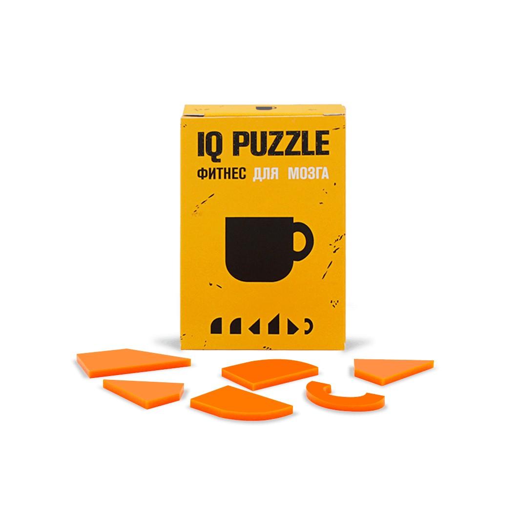 IQ PUZZLE Чашка (6 деталей)