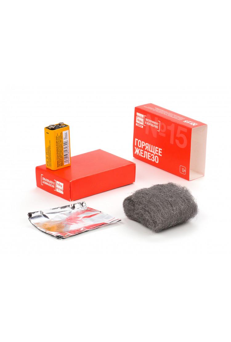 Набор №14 - Картофельная батарейка