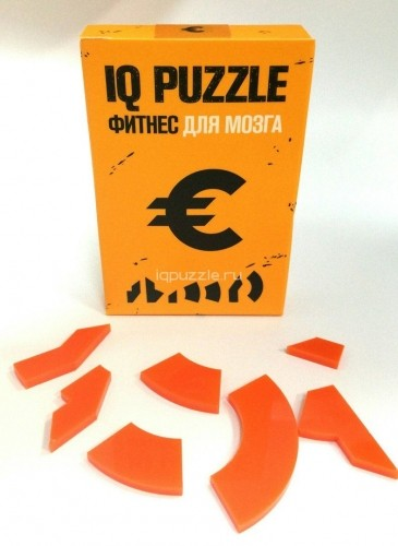 IQ PUZZLE Евро (7 Деталей)