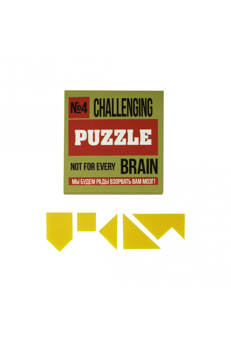 Challenging PUZZLE №4