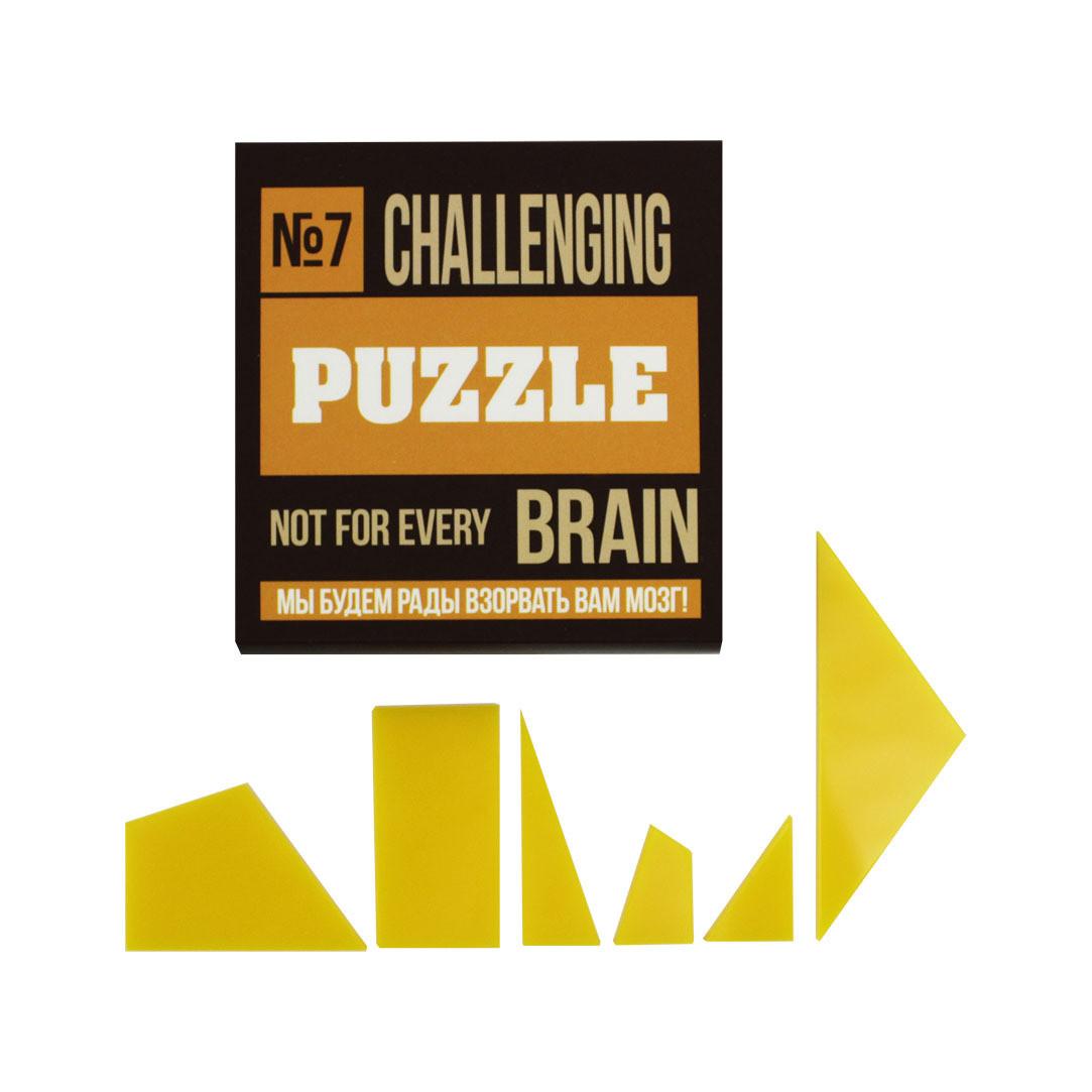 Challenging PUZZLE Вызов №7