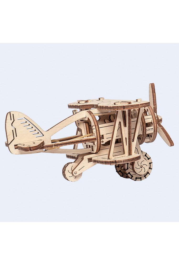 Модель самолета - Биплан