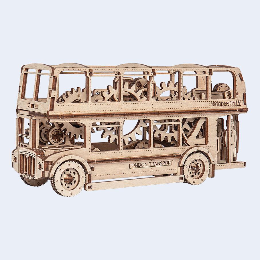 Сборная модель - Лондонский автобус