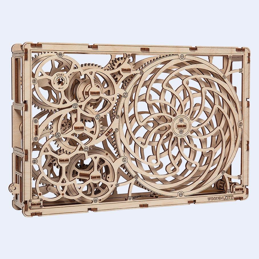 Конструктор Woodencity - Кинетическая картина