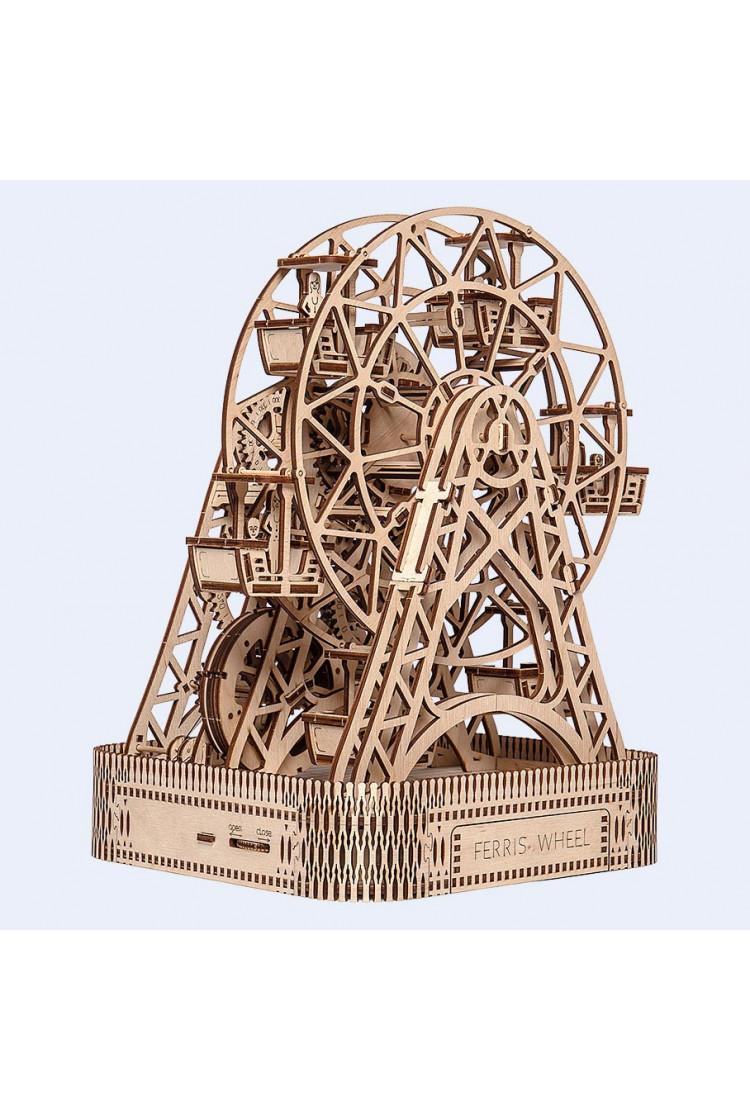 Сборная модель Woodencity - Колесо обозрения
