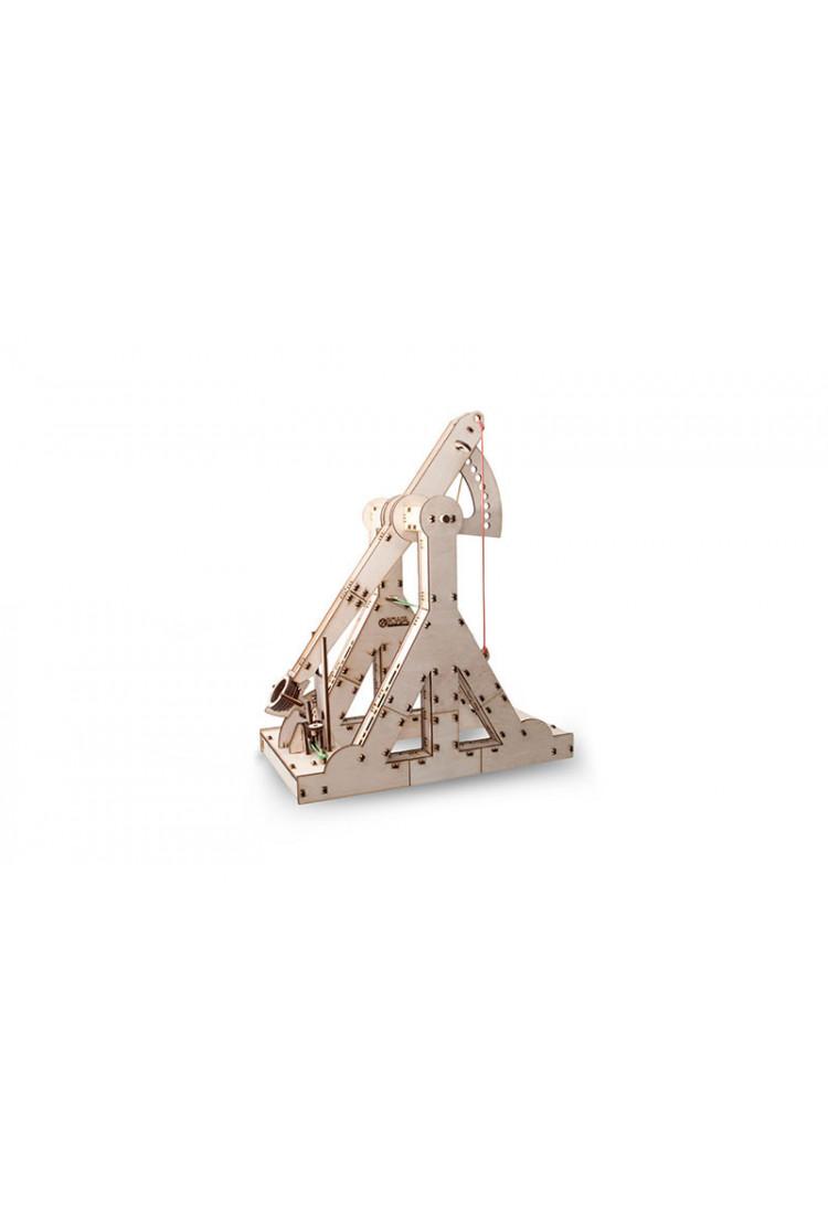 3D Конструктор EcoWoodArt - Требушет
