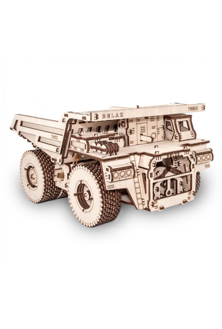 3D Конструктор Eco-Wood-Art - Белаз 75600