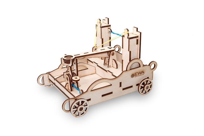3D Конструктор EcoWoodArt - Баллиста