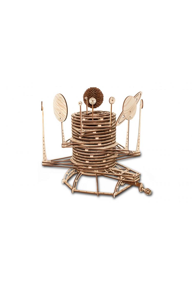Деревянный 3D Конструктор EWA - Планетарий