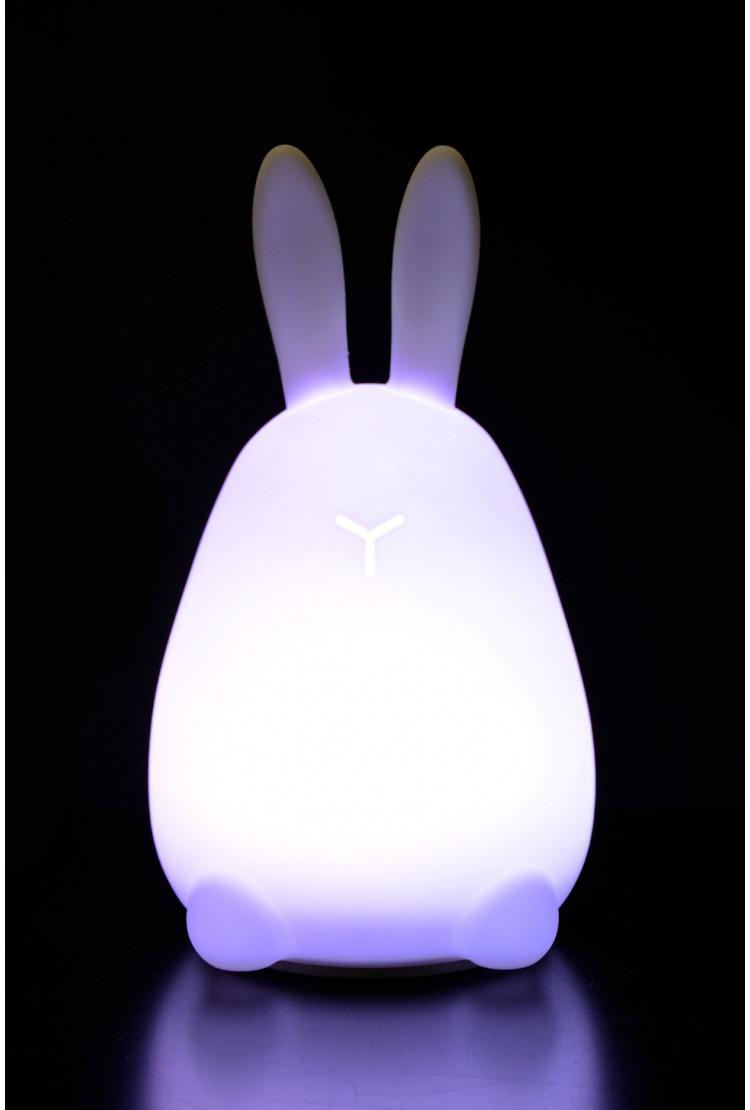 Силиконовый светильник - Зайчик
