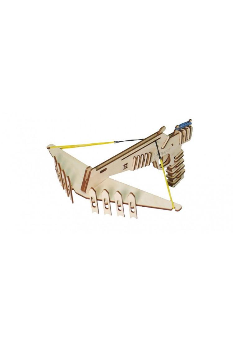 3D Конструктор Паркматика - Арбалет 1701 (Малый арбалет)