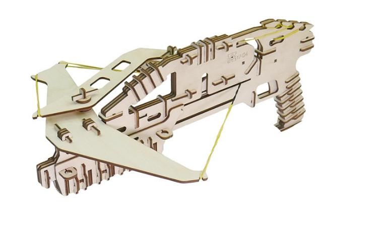 3D Конструктор Пракмитика - Арбалет 1704 (Средний арбалет)