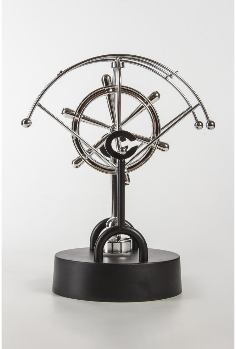 Настольный магнитный маятник качели - Штурвал