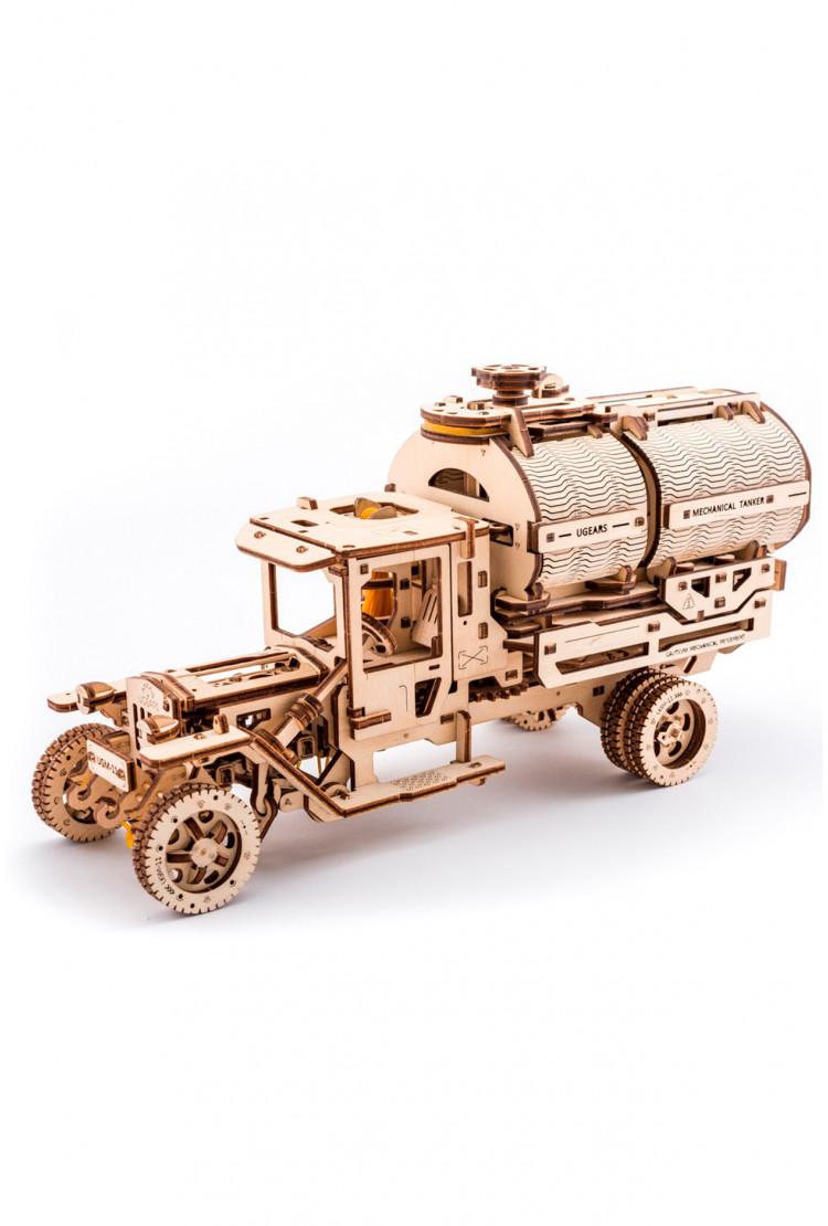 Сборная модель Ugears Автоцистерна