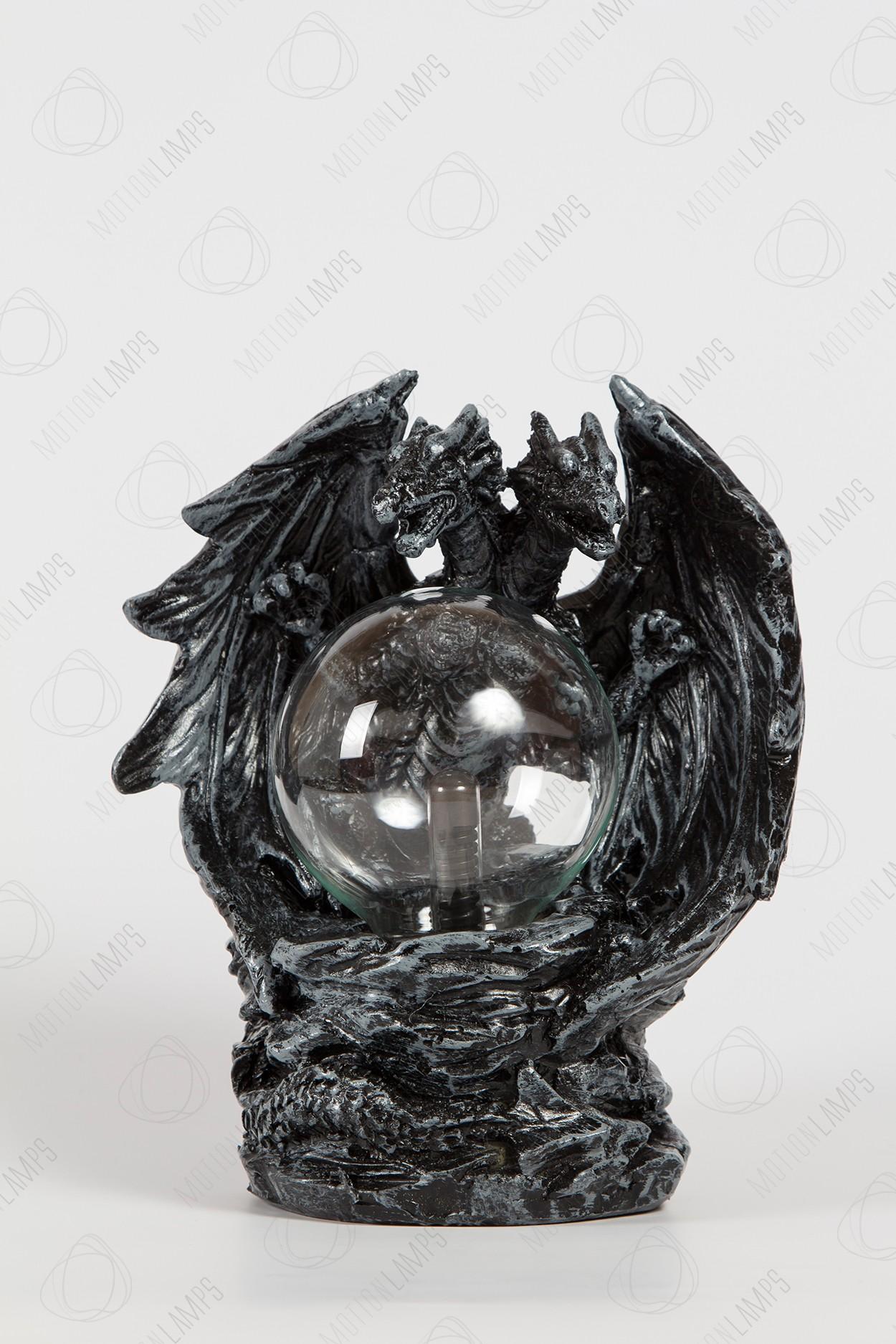 Электрический плазменный шар Тесла Дракон 2 (D -8см)