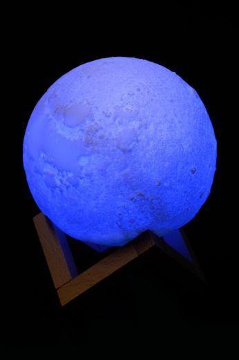 Ночник луна 12см (RGB)