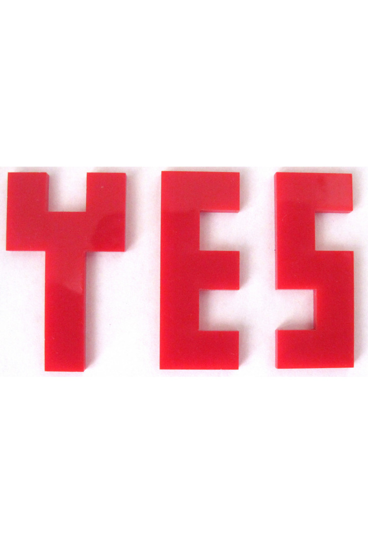 "Пластиковая головоломка ""YES"""