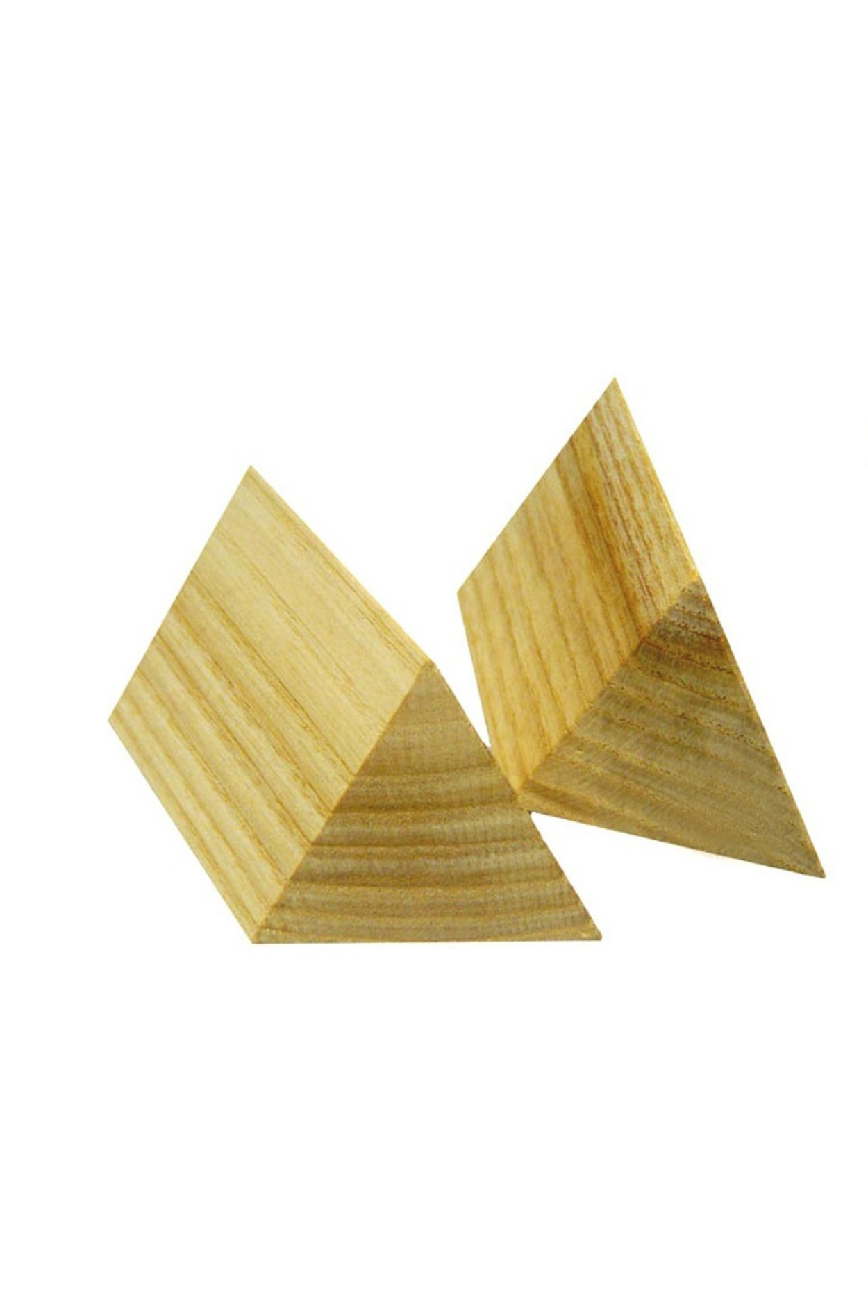 Деревянная головоломка узел «Пирамида»
