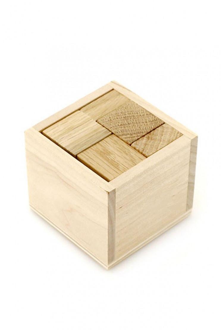 """Деревянная головоломка """"Кубик для начинающих"""""""