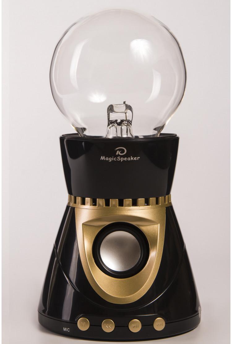 Bluetooth-колонка плазменный шар Тесла B/G (D -10см)