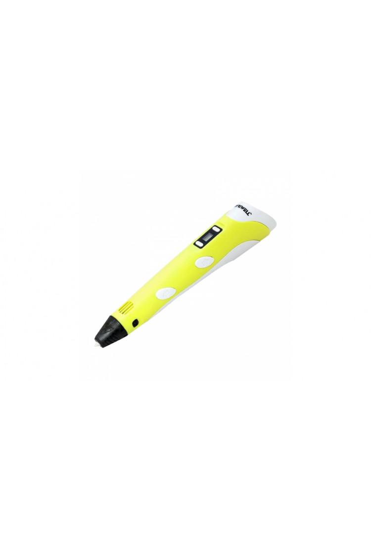 3D ручка Myriwell RP100B (желтый)
