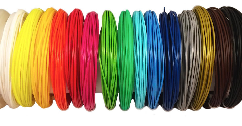 Набор нитей для 3D-ручки от 1 500 руб