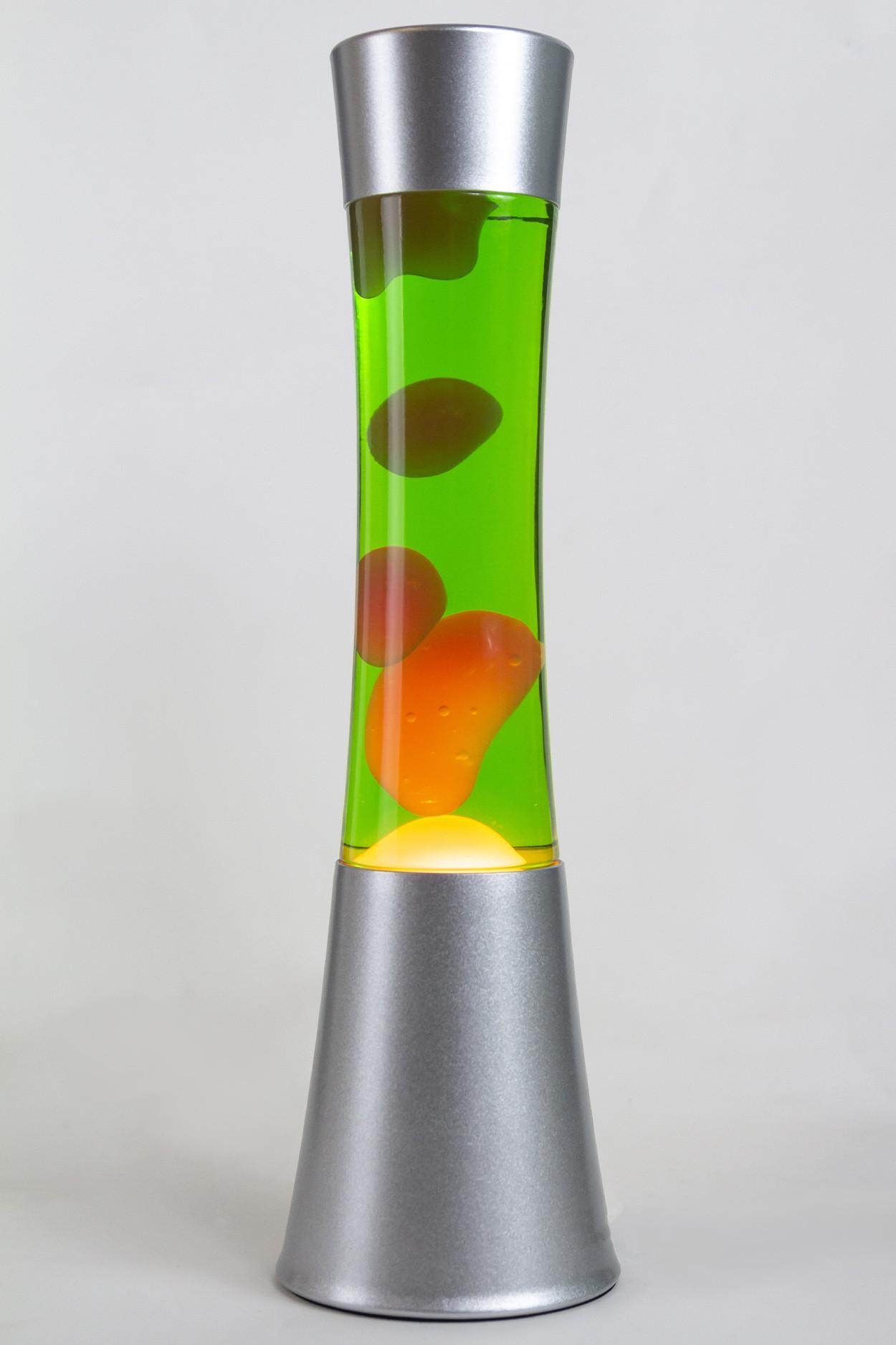 Лава-лампа 39см CG Розовая/Зеленая