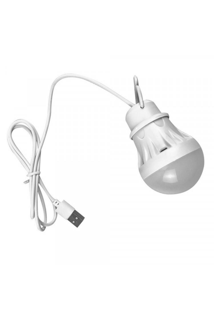 Светодиодная подвесная USB лампочка