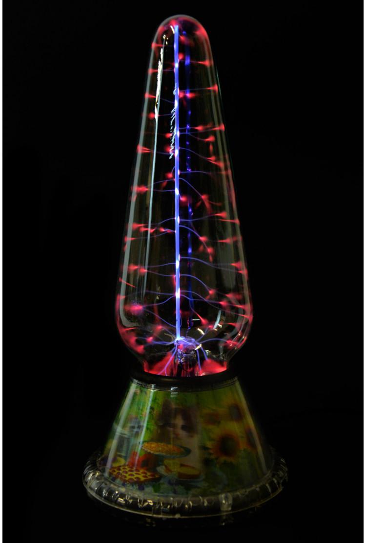 Электрическая плазменная Тесла лампа Котенок (H - 29см)