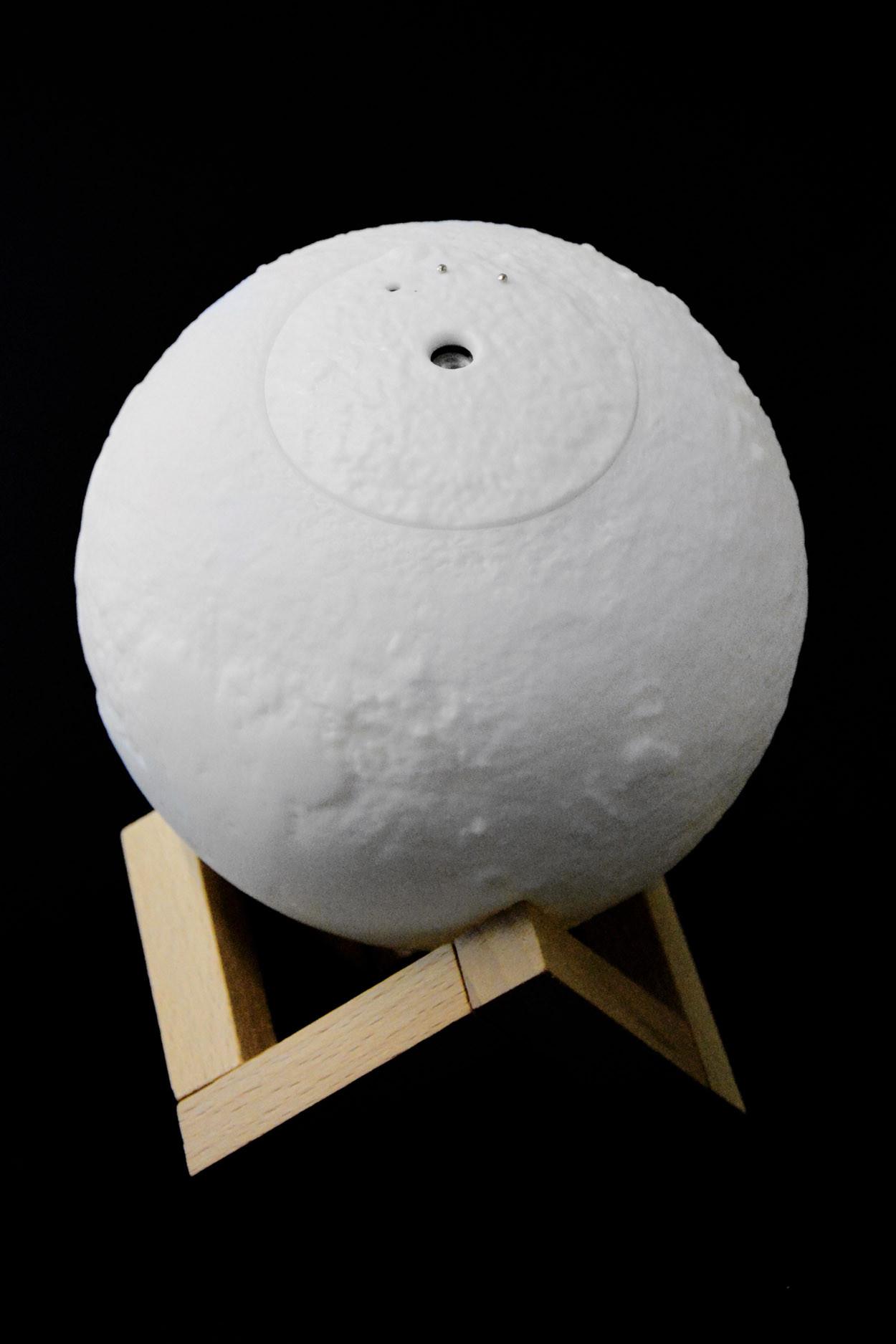 Ночник увлажнитель Луна 12 см