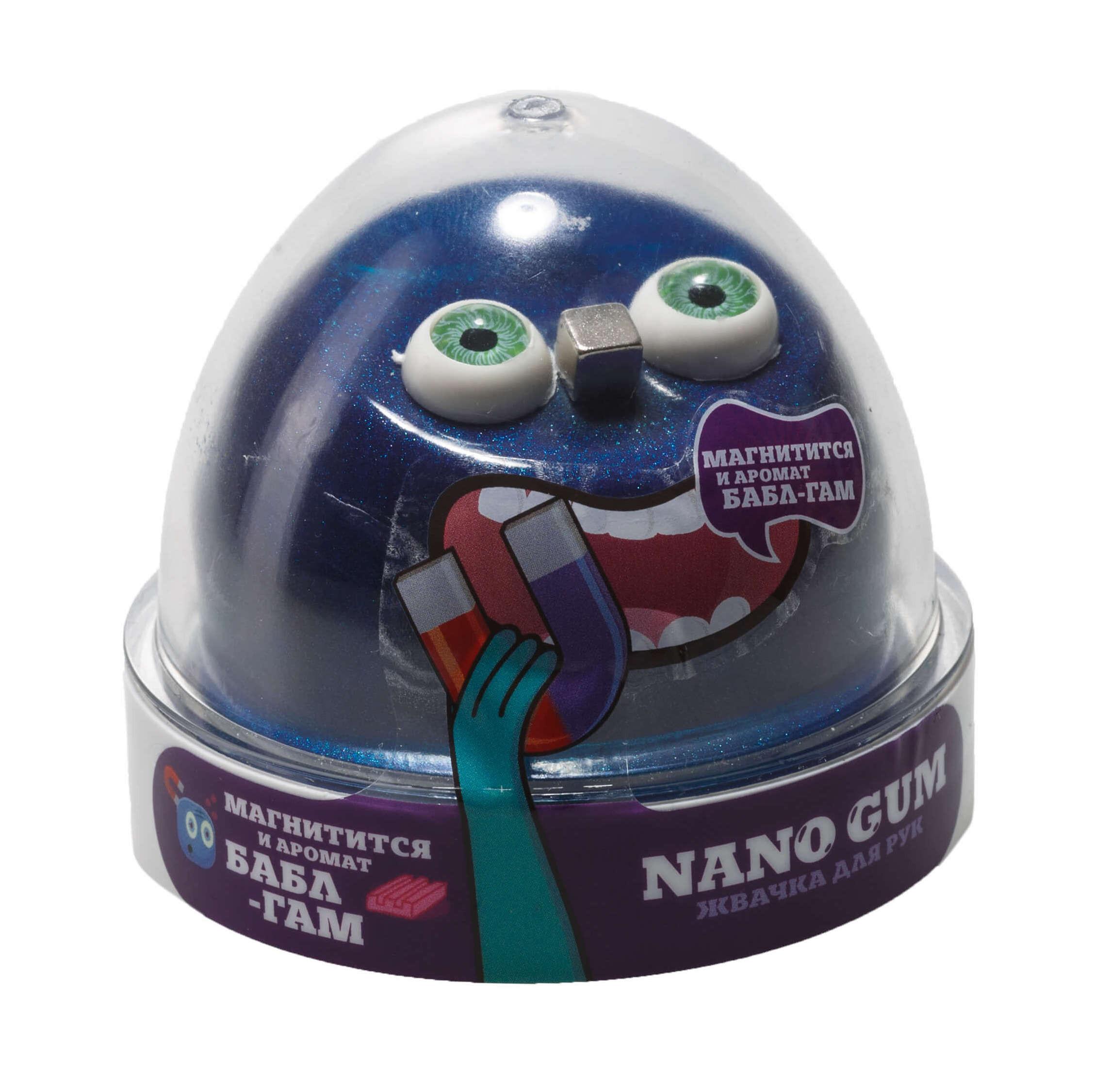 Nano gum, магнитный с ароматом баблгама от 549 руб