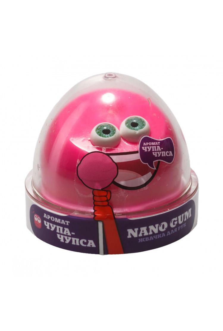 Жвачка для рук Nano gum, с ароматом чупа-чупса