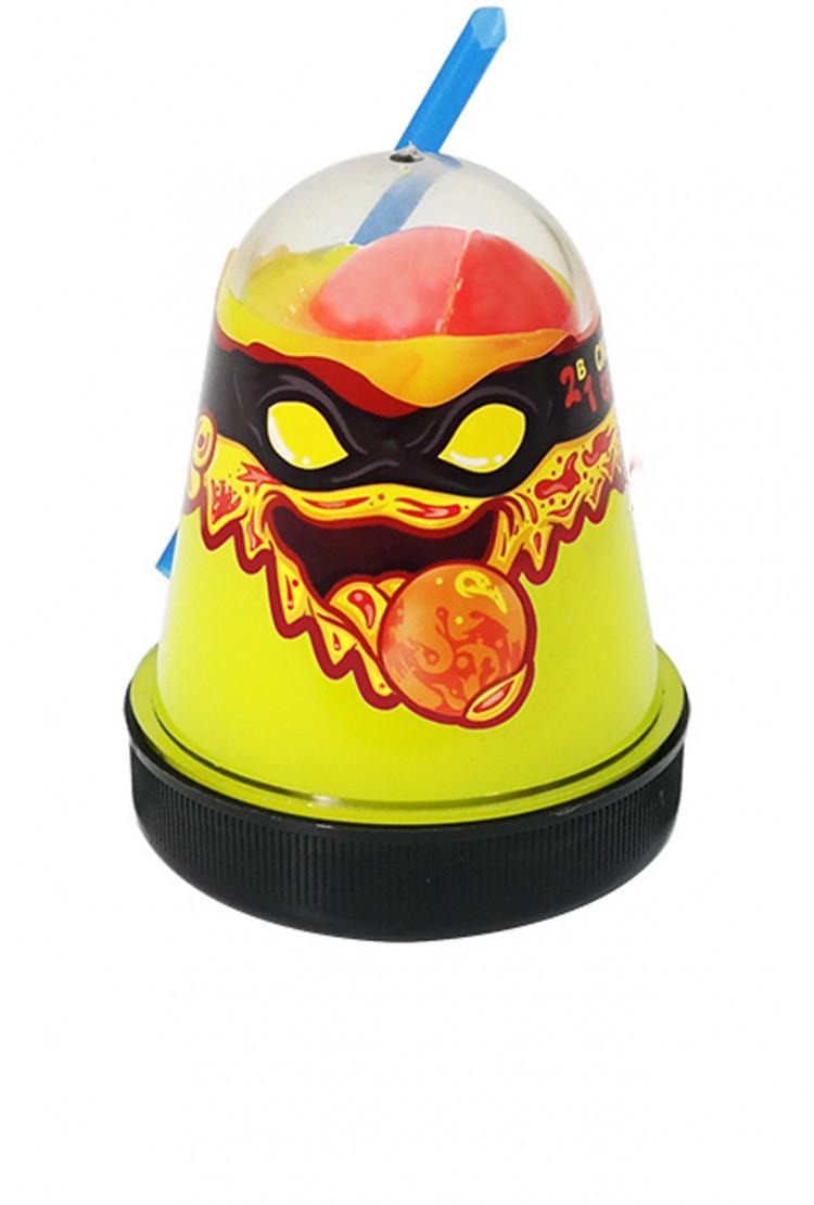 """Slime """"Ninja"""", Смешивай цвета 2 в 1, Желтый, Красный"""