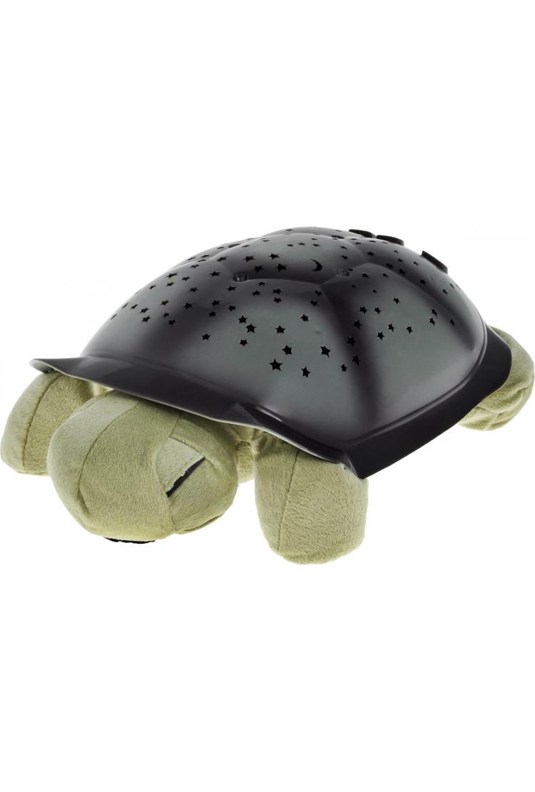 Ночник-проектор звездного неба Черепаха (зеленая)