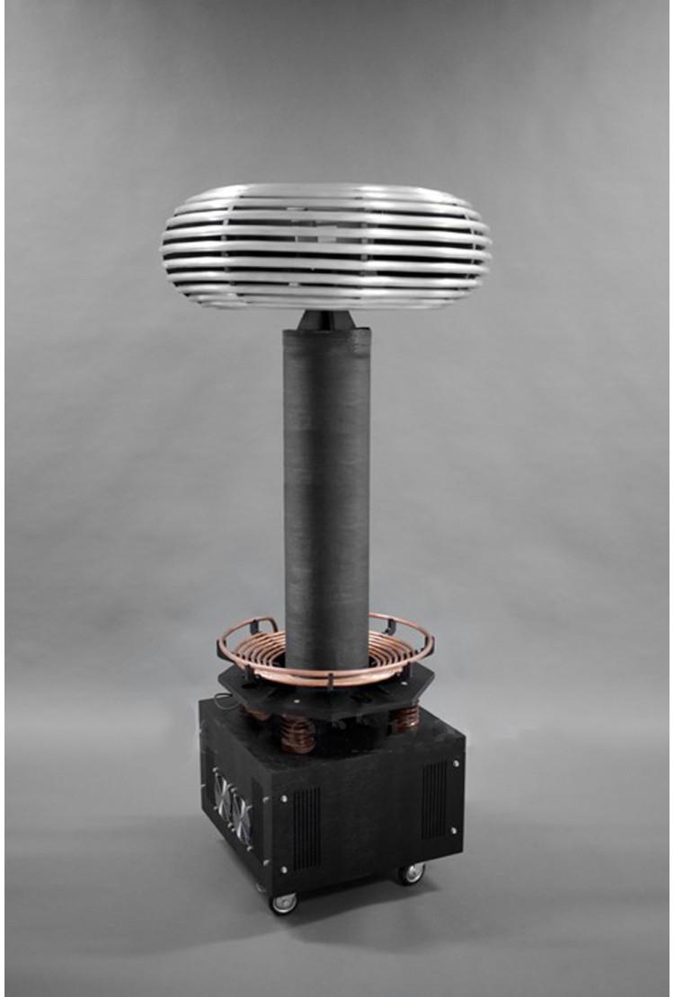 Музыкальная катушка Тесла TT-X Pro II 160 см с тороидом