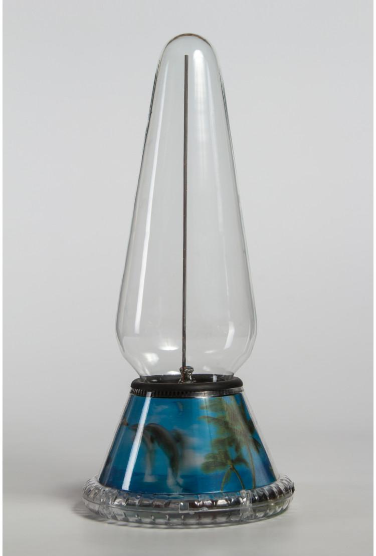 Электрическая плазменная лампа Тесла Дельфин (H - 29см) G