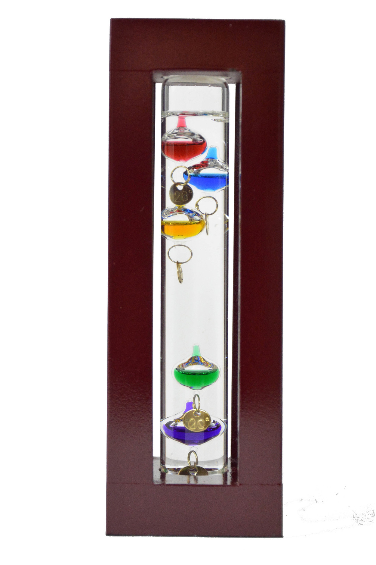 Термометр Галилея Галилео (Прямоугольный) 18см