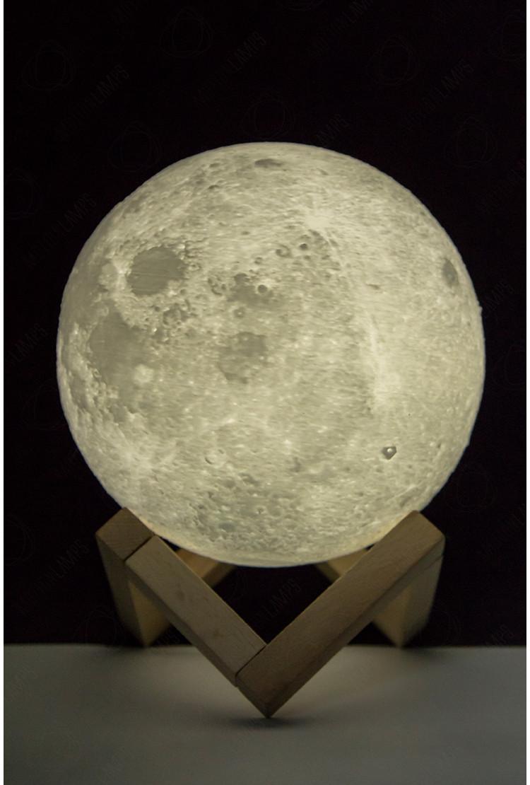 Ночник луна 18 см