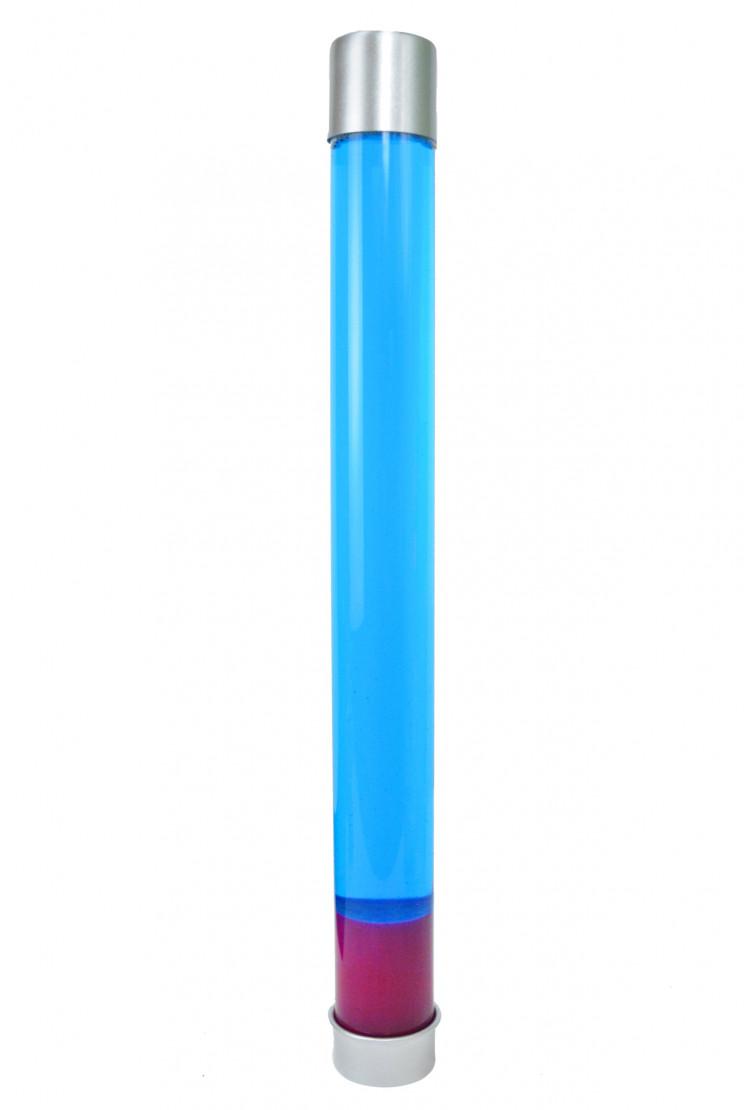 Колба для лава лампы 75-129 см Розовая/Синяя (60*6)
