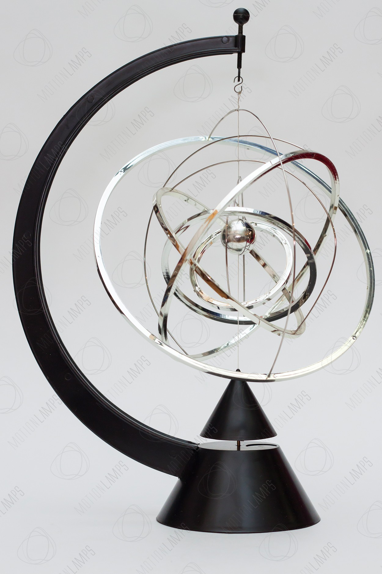 """Настольный магнитный маятник """"Космос"""" (Атом) - 31см"""