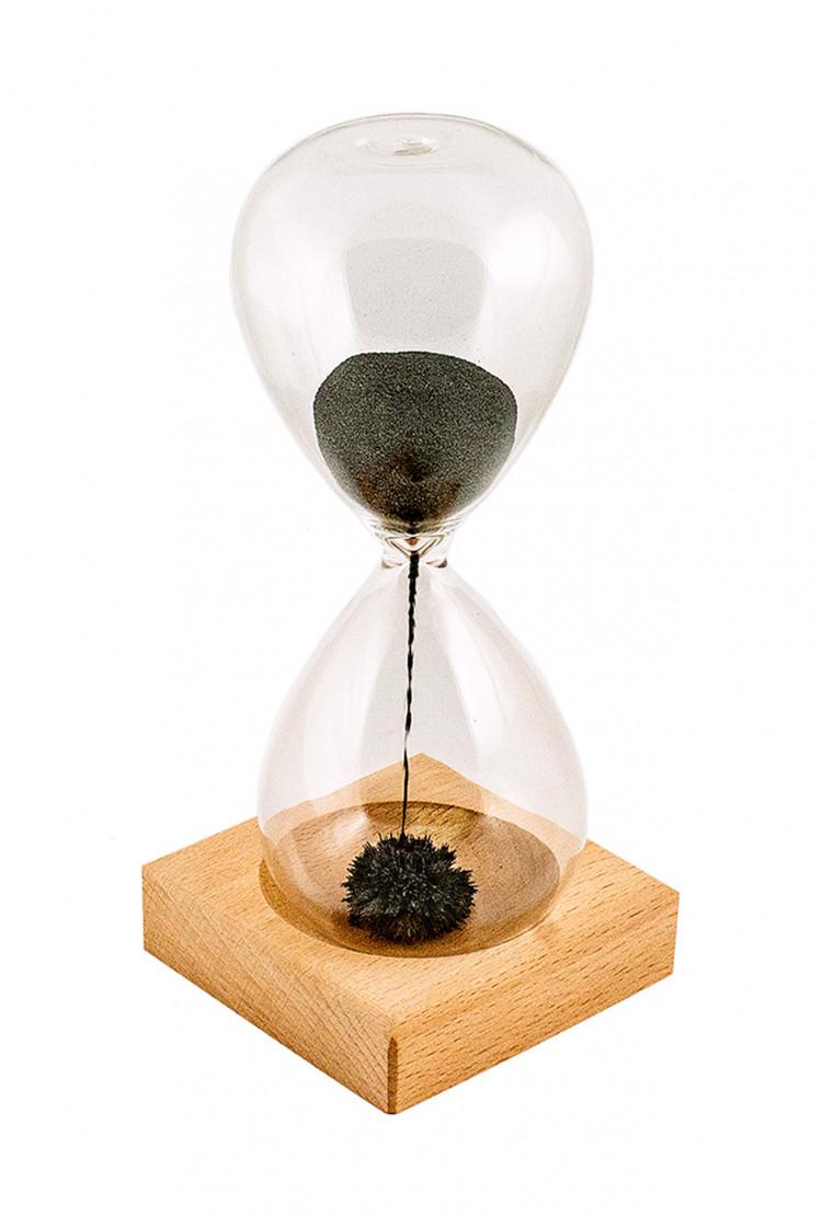 Магнитные песочные часы MINI (14.5 х 5 см)