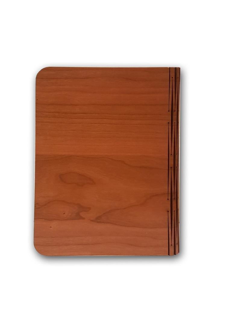 Светильник книга Lumobook mini Вишня