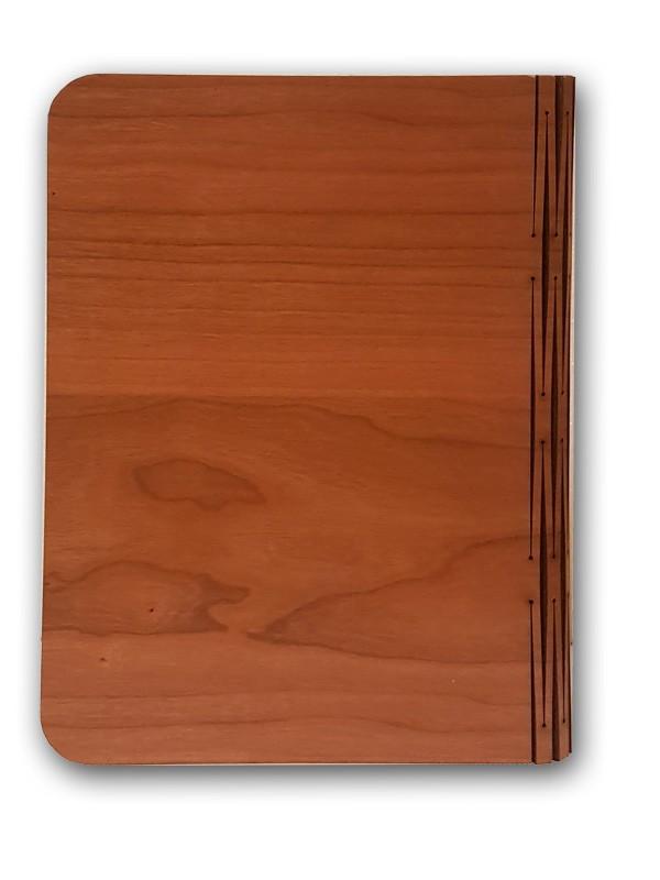 Светильник книга Lumobook mini Вишня (14*12см)