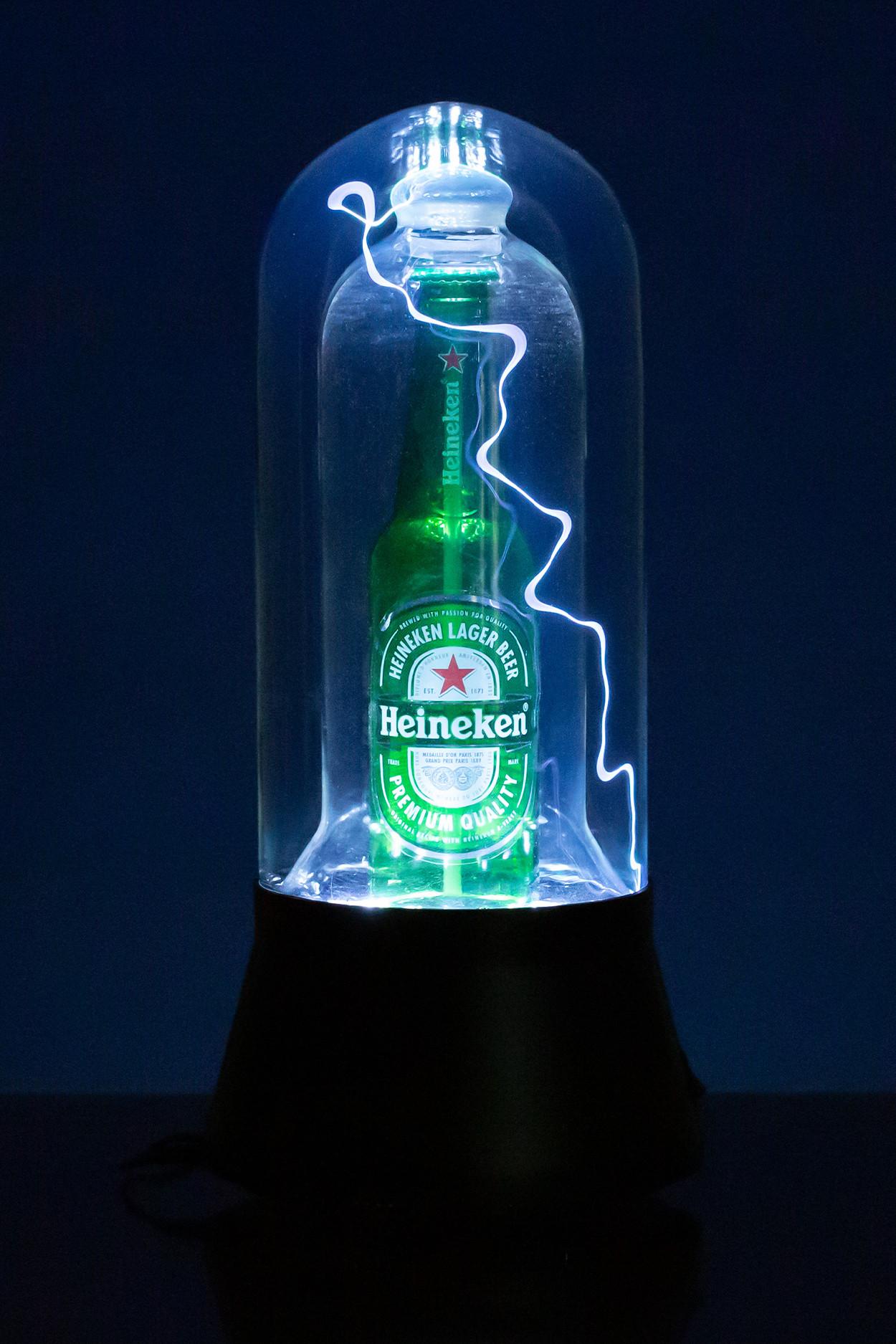 Плазменный шар Купол Beer